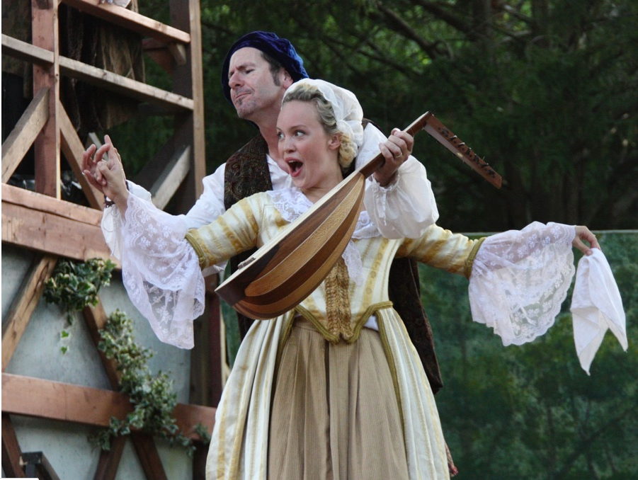 THE TAMING OF THE SHREW  Ithaca Shakespeare Company