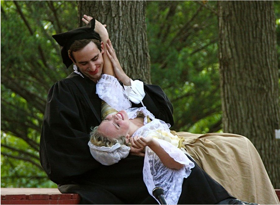 THE TAMING OF THE SHREW  Ithaca Shakespeare Co.