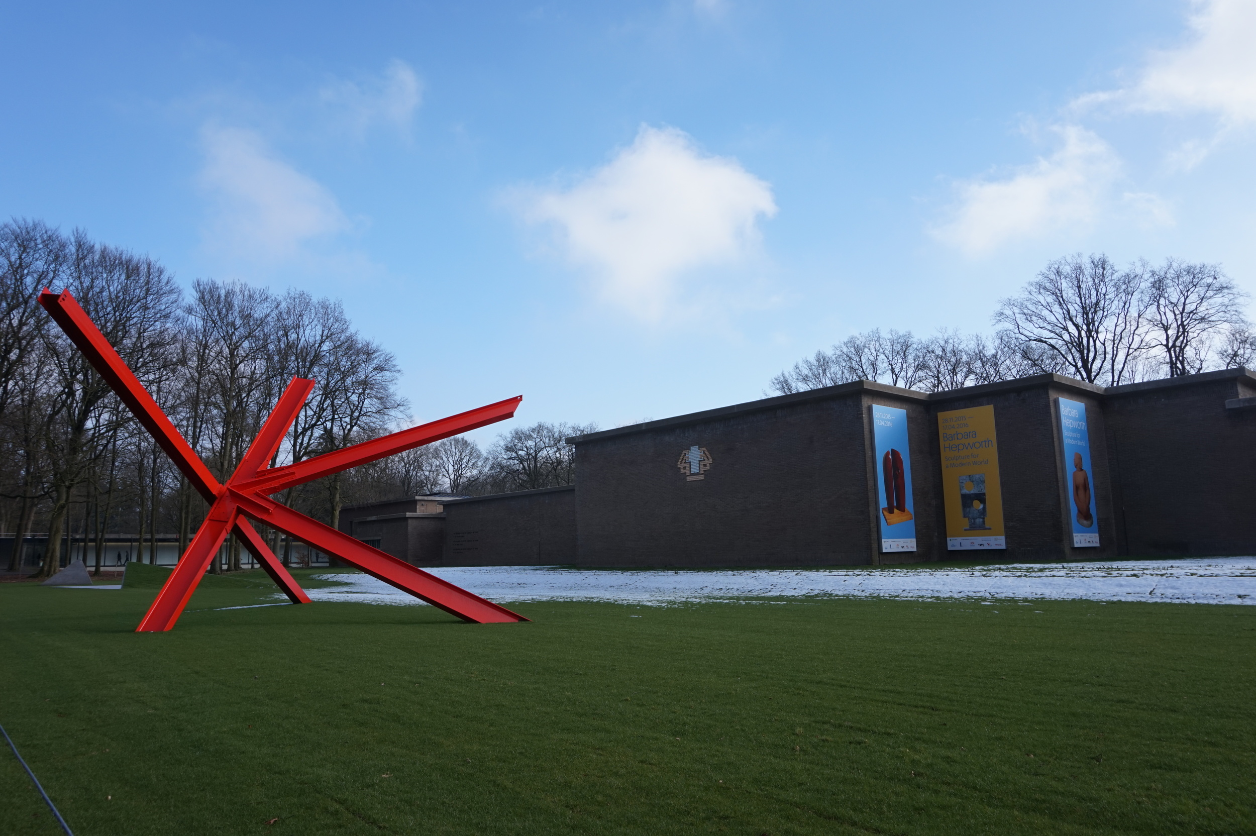 No trip is complete without a visit to the Kröller-Müller Museum!