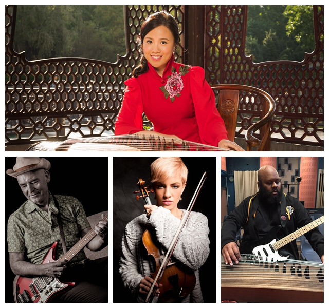 Event promo material: Chiu Tan Ching, Dom Turner, Jess Graham, & Joey Tabua