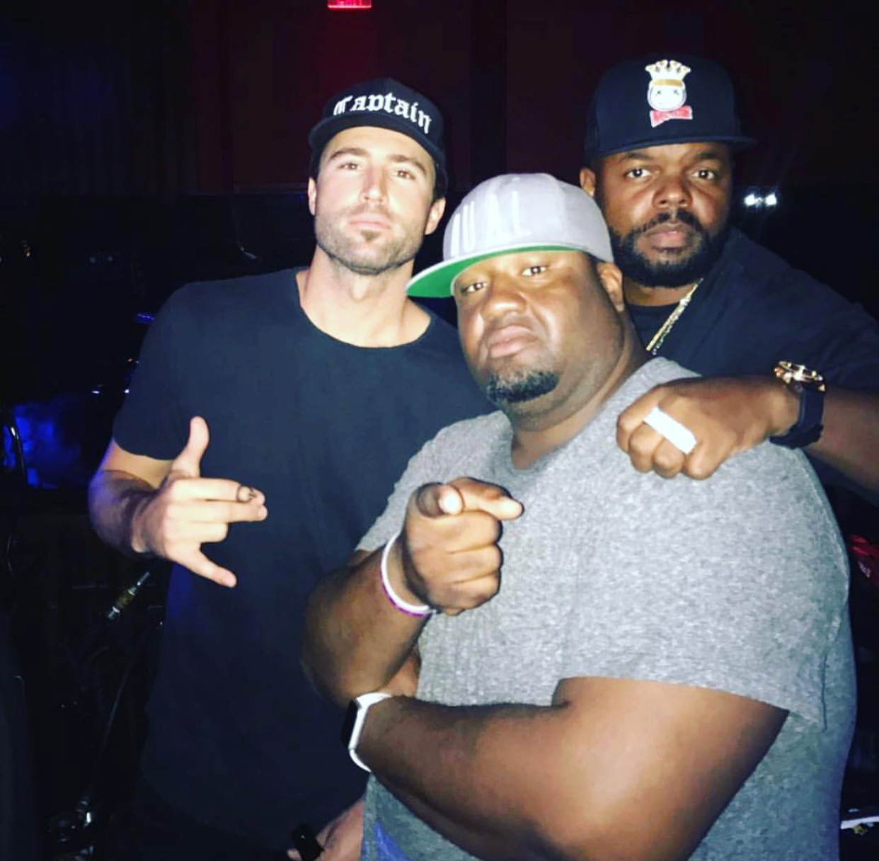@djsyeyoung x Brody Jenner
