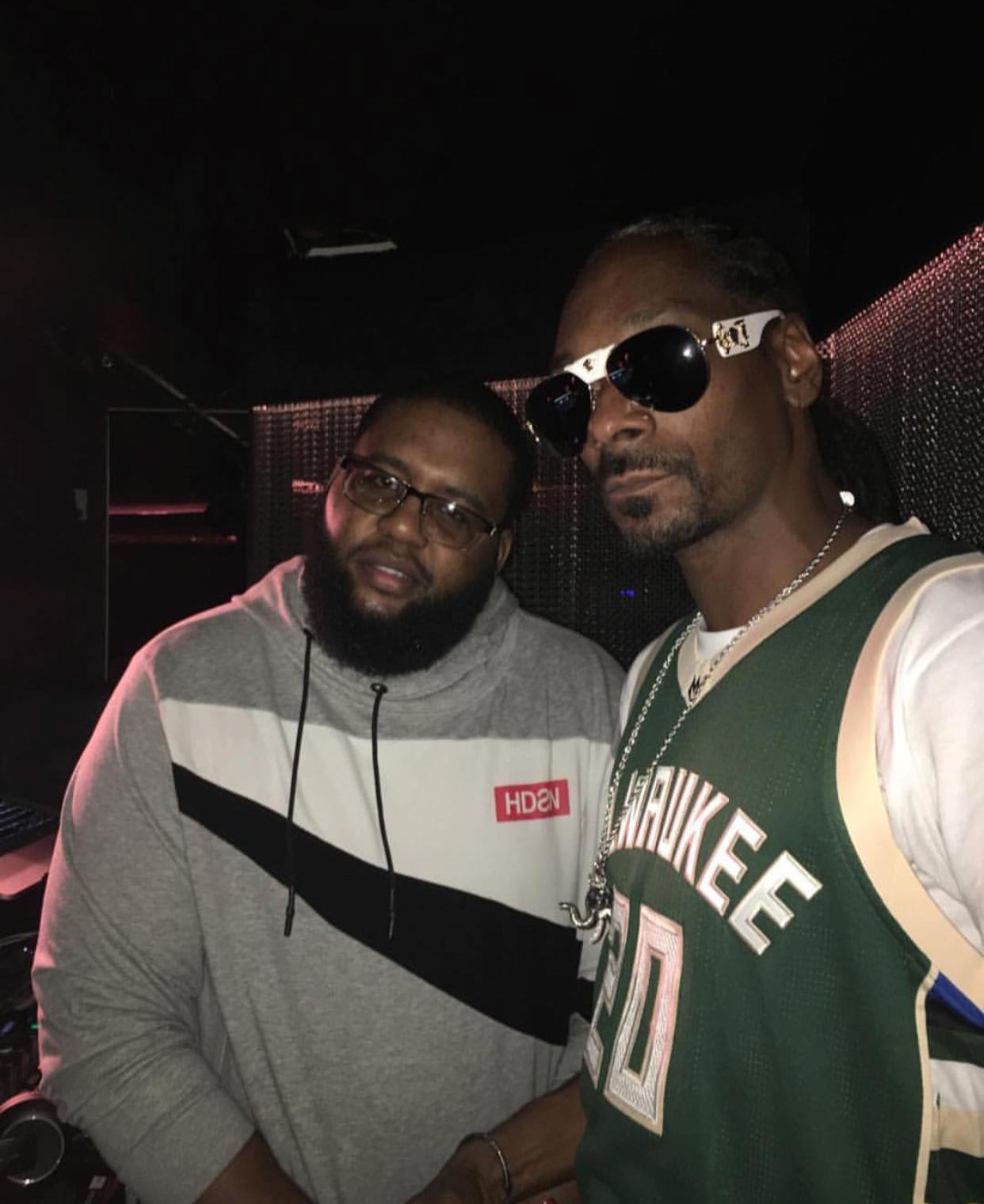 @iamdjheavy x Snoop Dogg