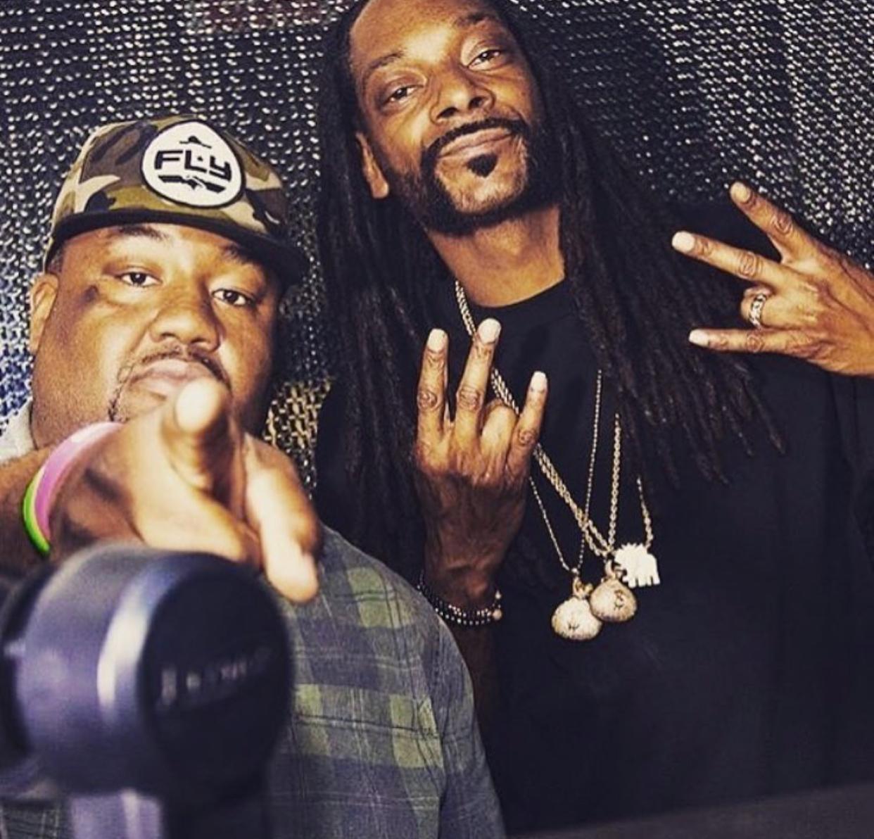 @djsyeyoung x Snoop Dogg