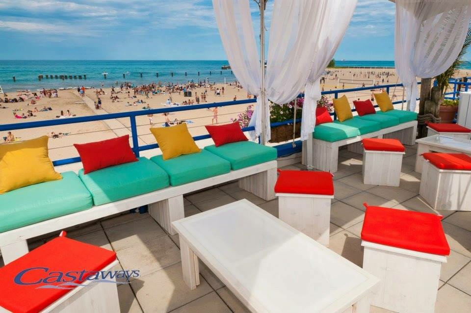 Book your private event in one of their cabanas!