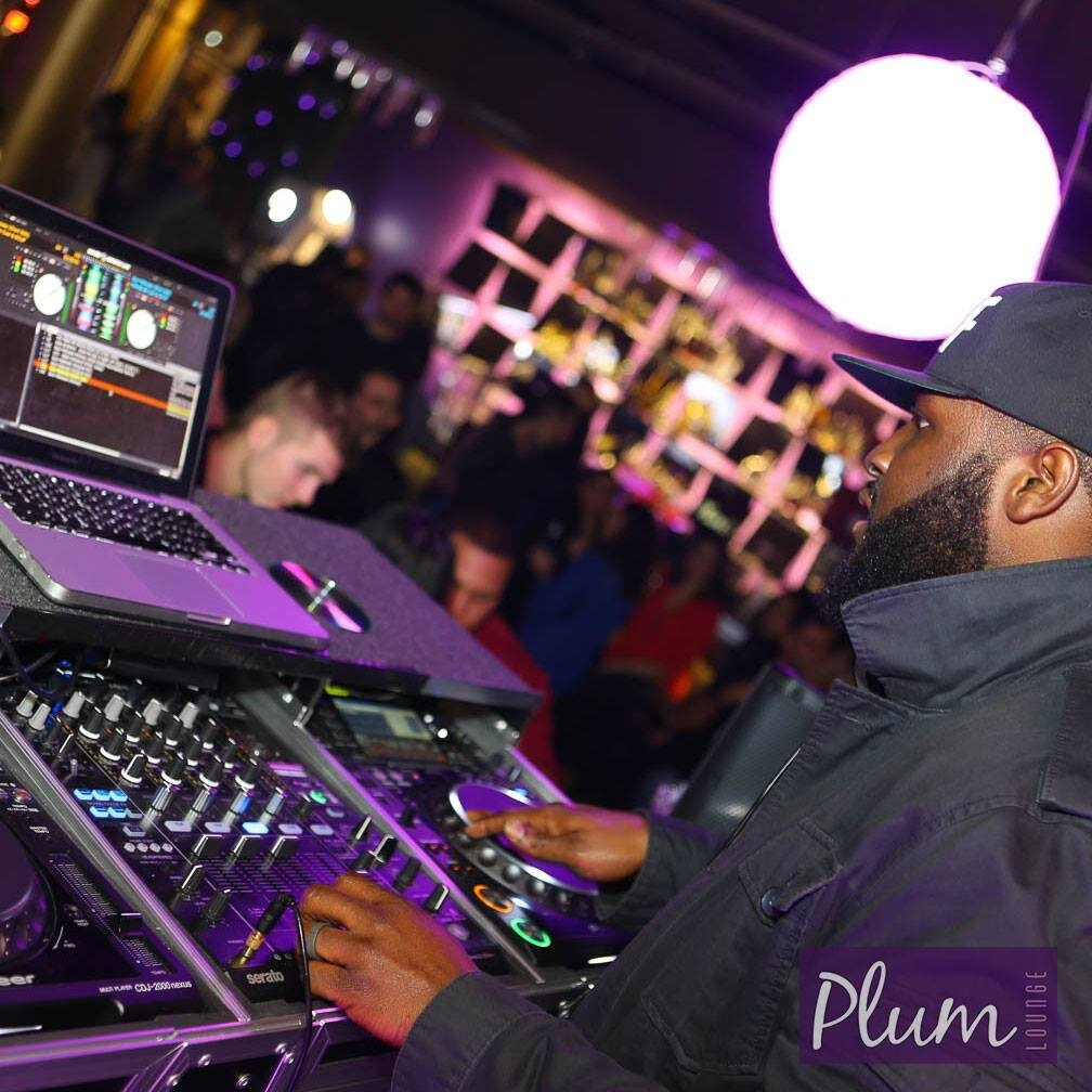 JEM spinning @ Plum Lounge Milwaukee