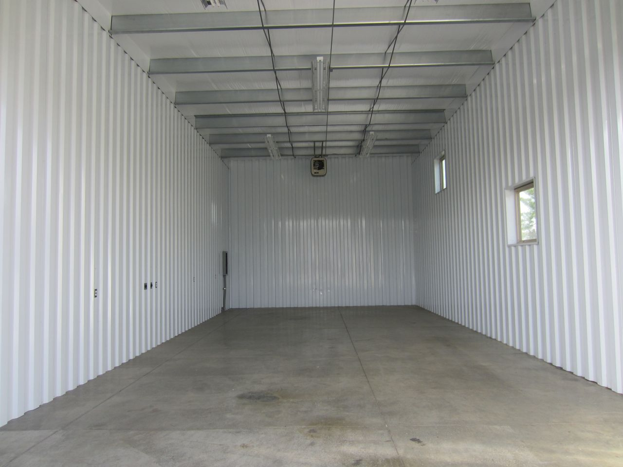 This is the smallest unit the storage place offers.