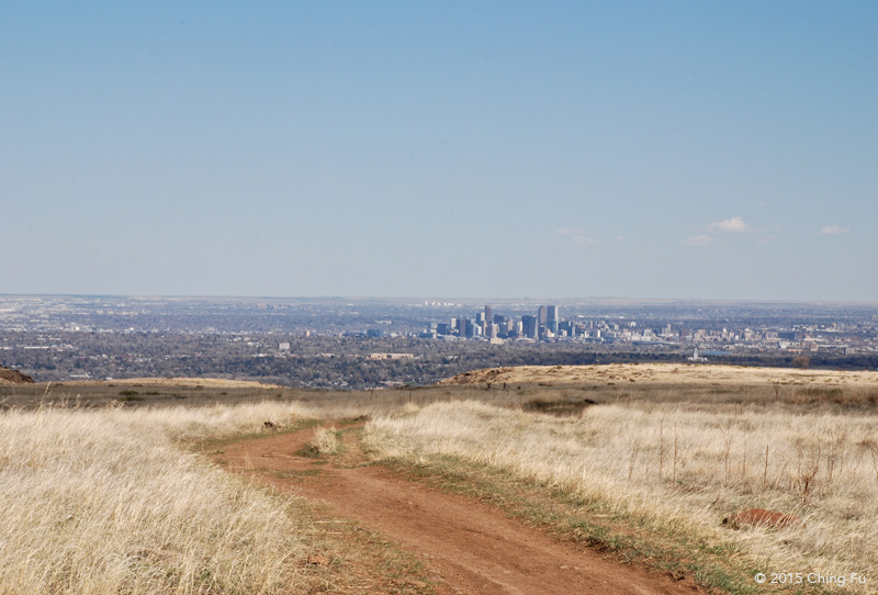 Another view of Denver.