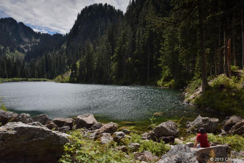 Coal Lake
