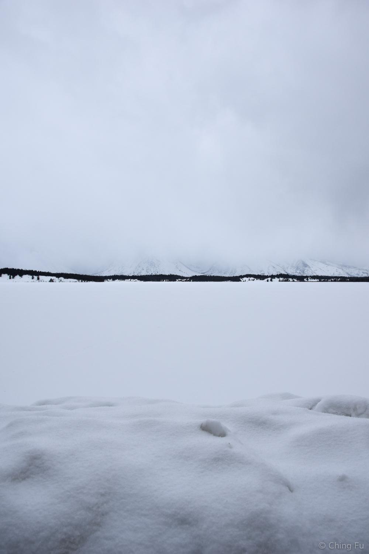 Jenny Lake at Grand Teton National Park.