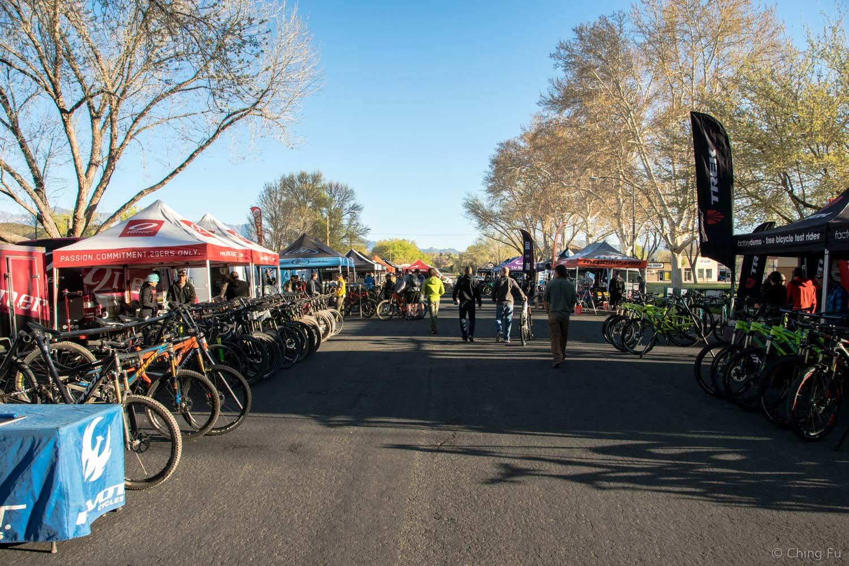 Hurricane Mountain Bike Festival