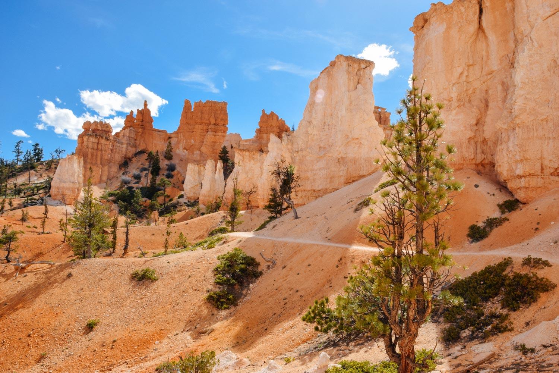 Fairyland Loop Trail at Bryce Canyon National Park.