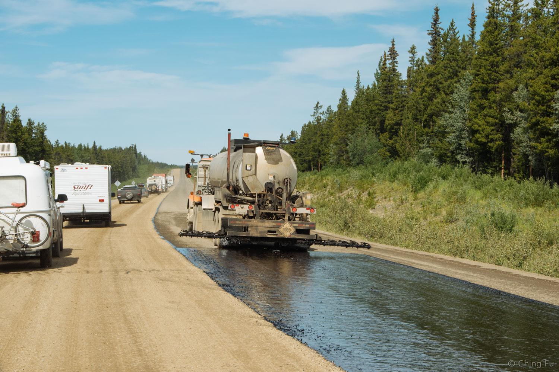 construction-alaska-highway