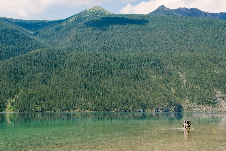 tyki-muncho-lake