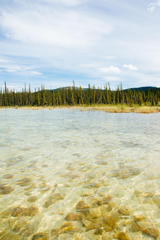 Kookatsoon Lake, Yukon