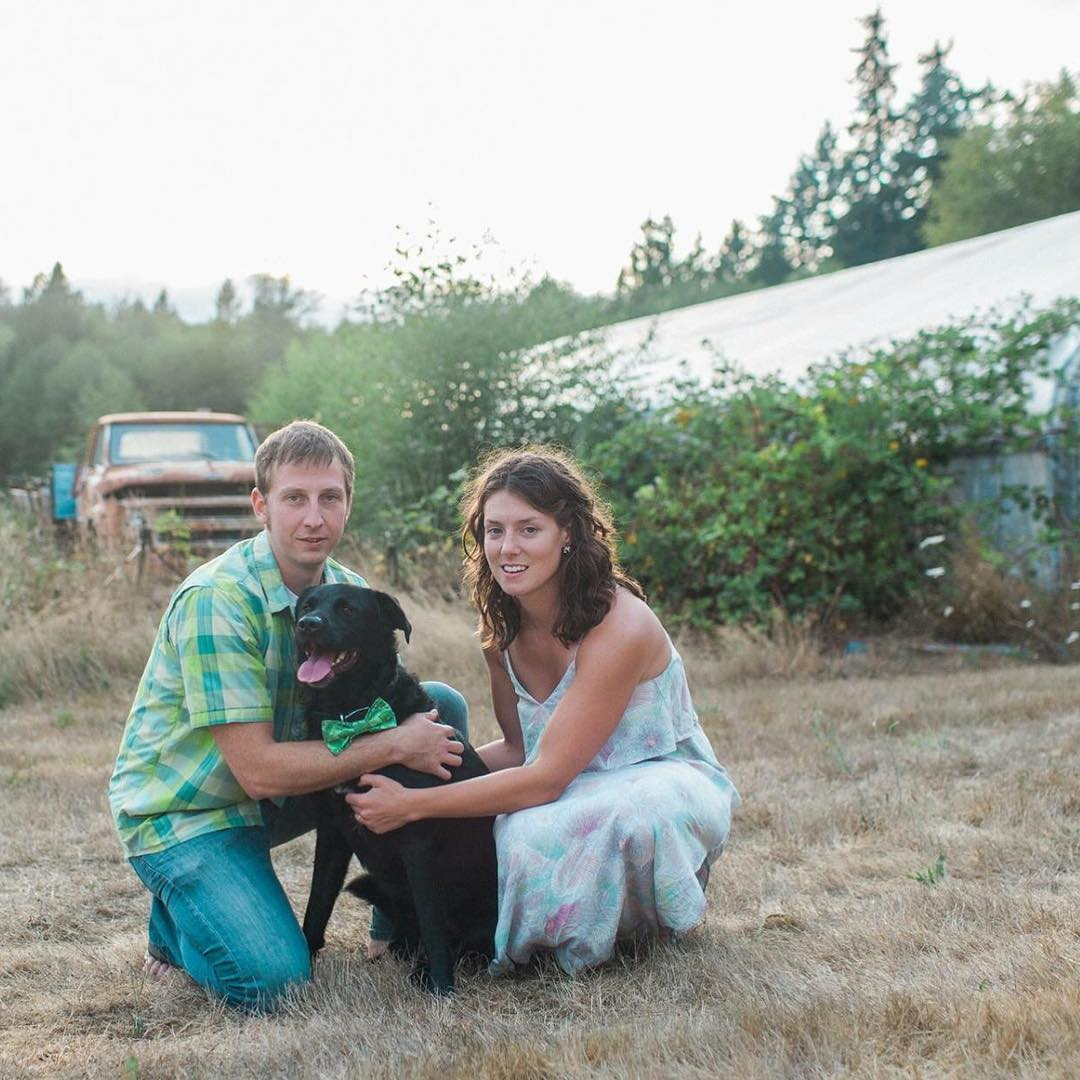 Ian, Megan and Brewer