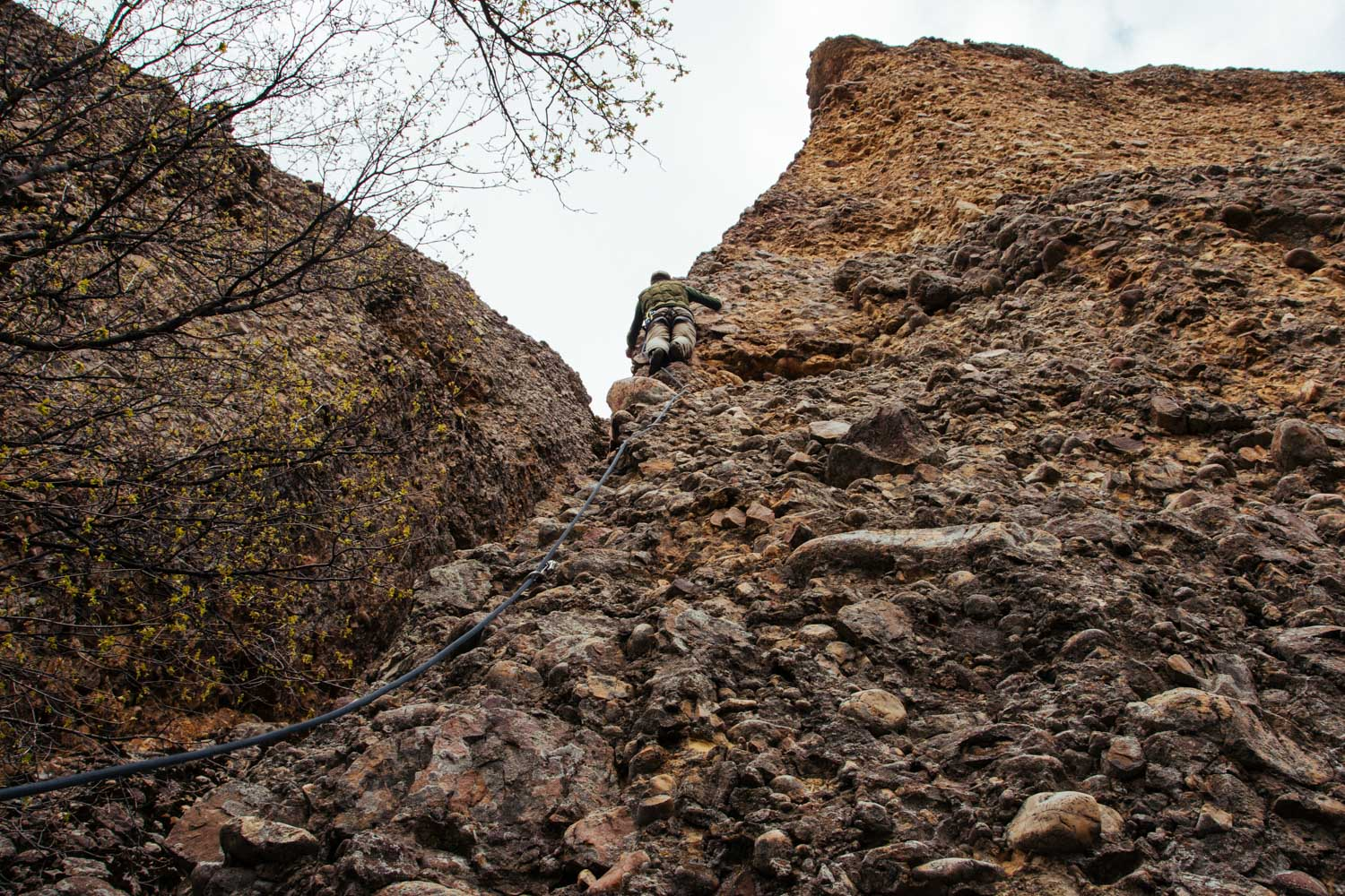 Jerud's first attempt to lead, Bullets of Baghdad, 5.7.