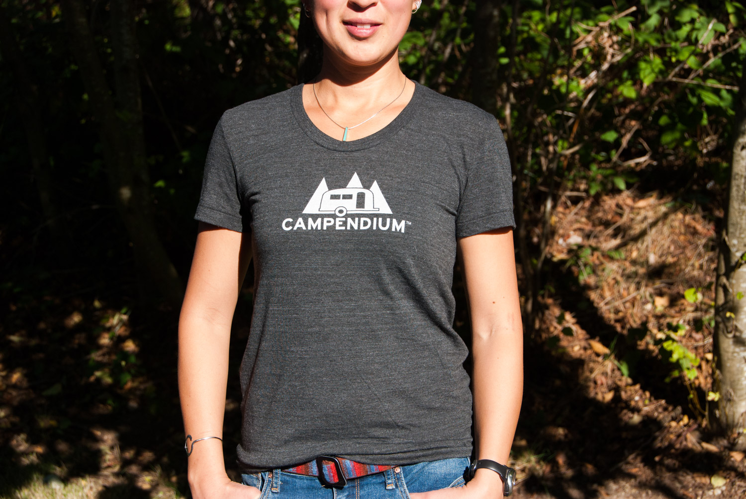 Campendium shirts are available during their fundraiser.