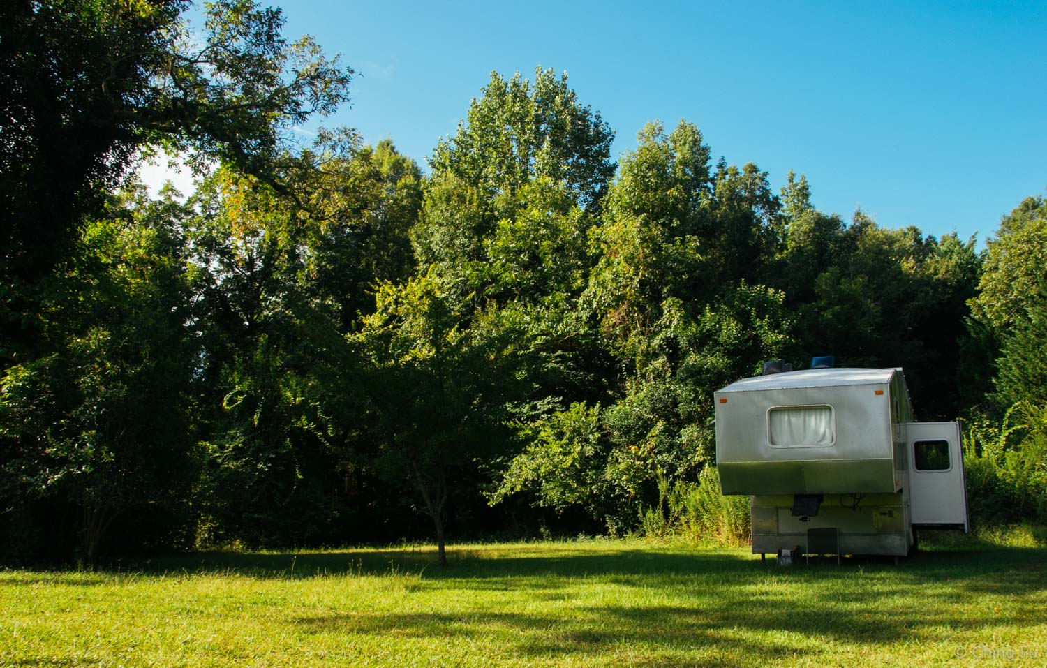 Boondocking in the Toaster
