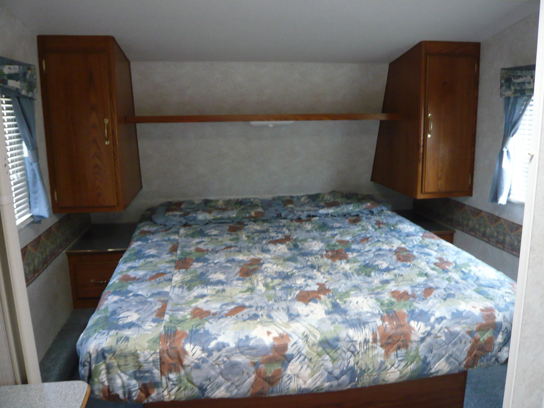 The original bedroom.