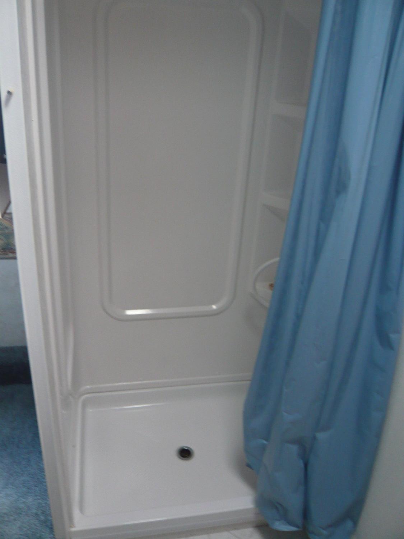 The original shower.