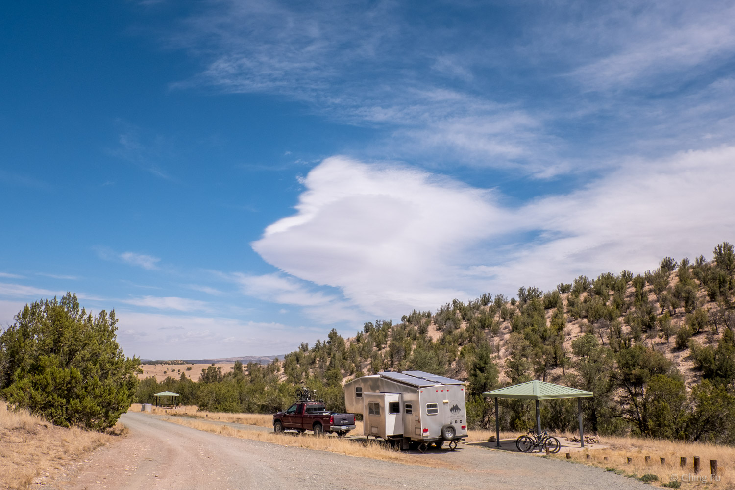Cave Canyon Campground