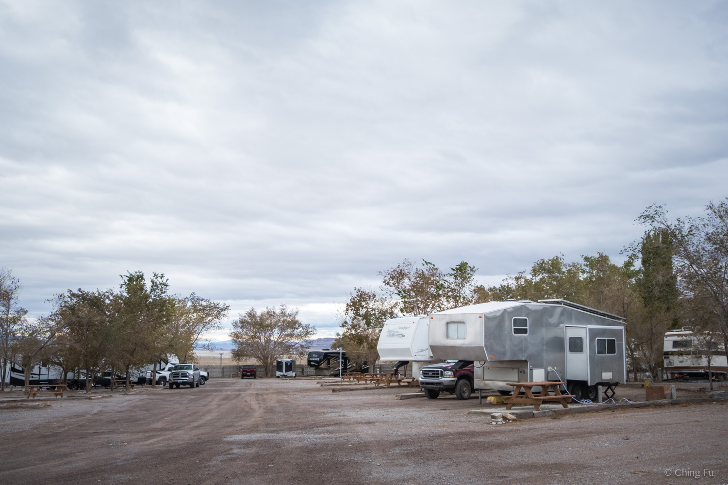 West Wendover KOA isn't anything special, but it got the job done.