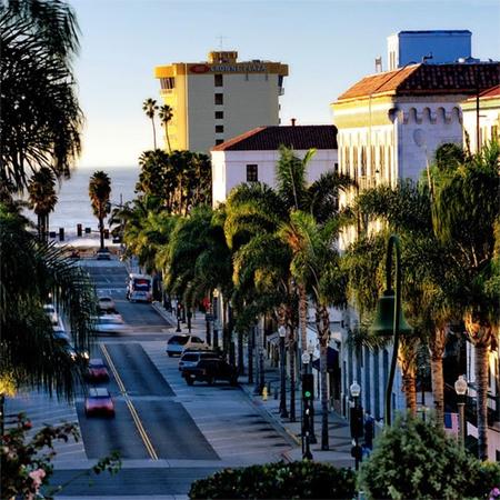 Downtown San Buenaventura