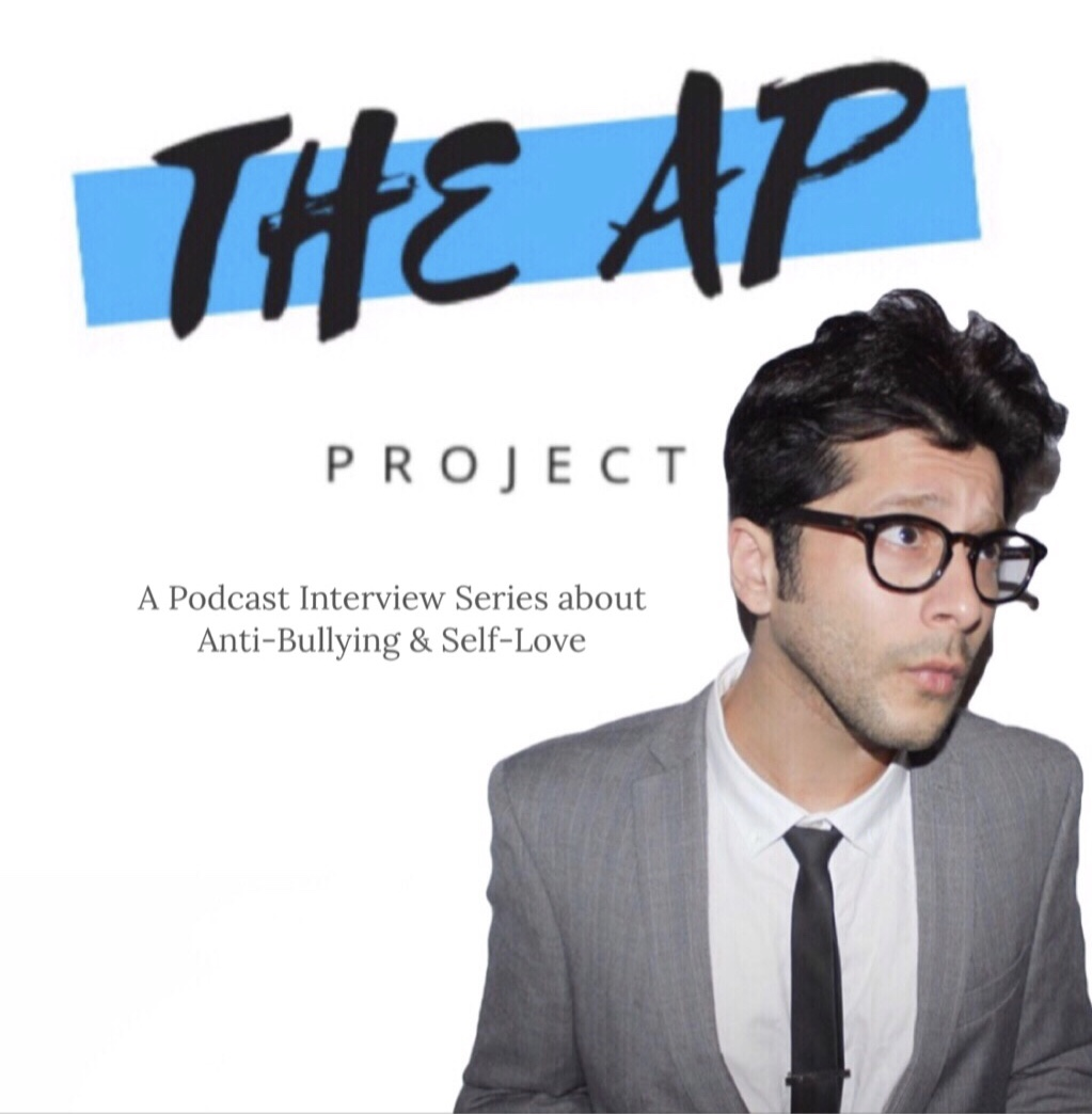 Click Photo LINK : - To Our Podcast- The AP ProjectA Podcast Interview Series about Anti-Bullying & Self-Love