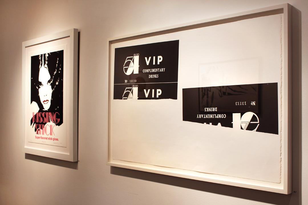 Tara Misenheimer and Andy Warhol
