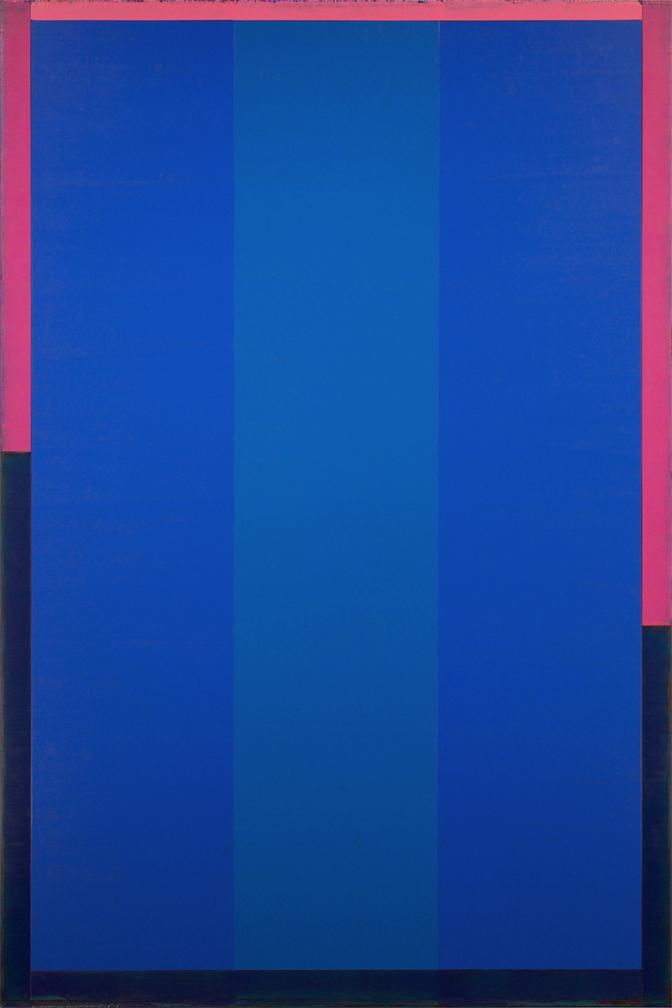 Poet XIV, 2016, 72 x 48 inches