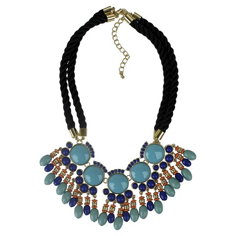 Bib Necklace $19.99