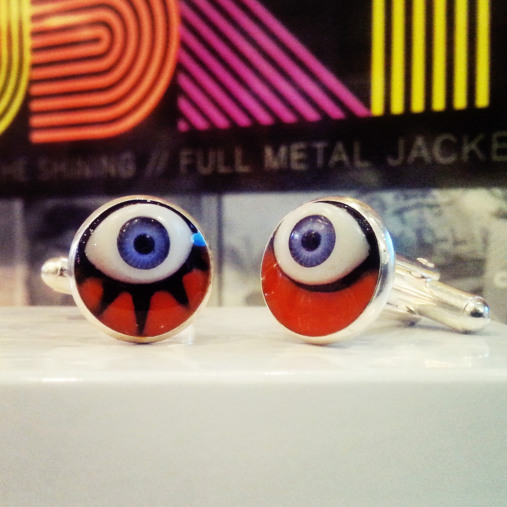 A Clockwork Orange Cufflinks