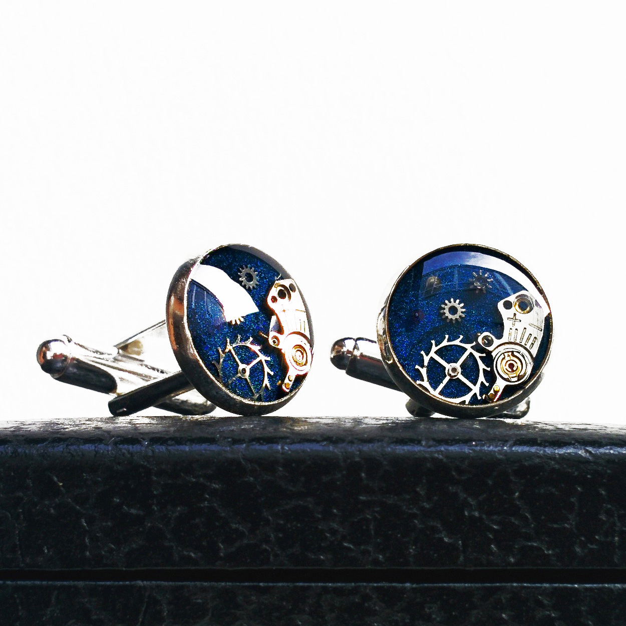 Plenty of new watch part cufflinks will be available