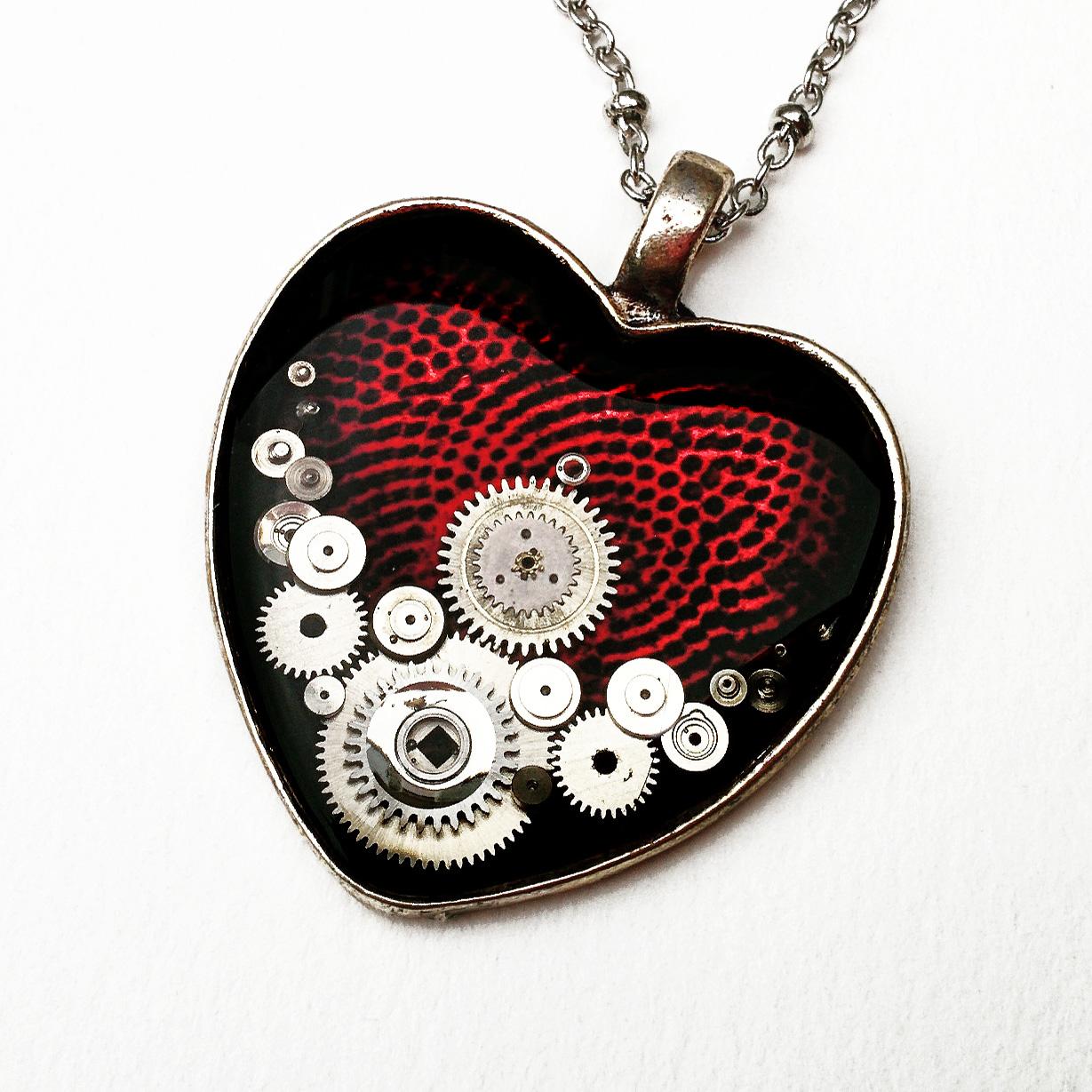 New Mechanical Hearts!