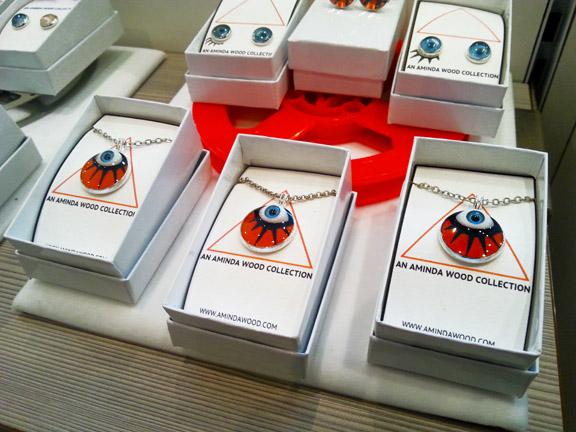 Clockwork Orange Pendants