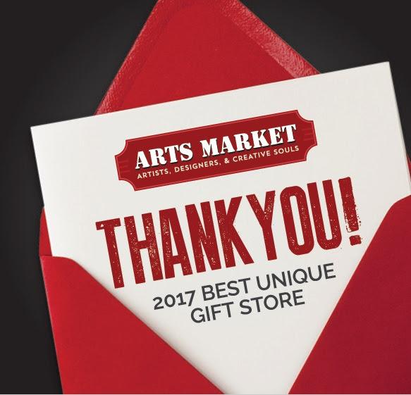 art market best unique gift store 2017