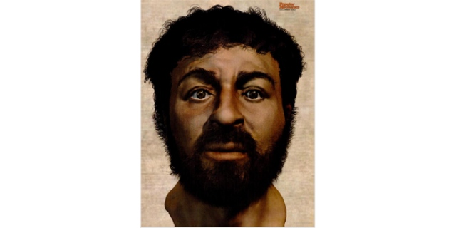 Image: Forensic Jesus, Popular Mechanics [Image from:  https://www.popularmechanics.com/science/health/a234/1282186/]