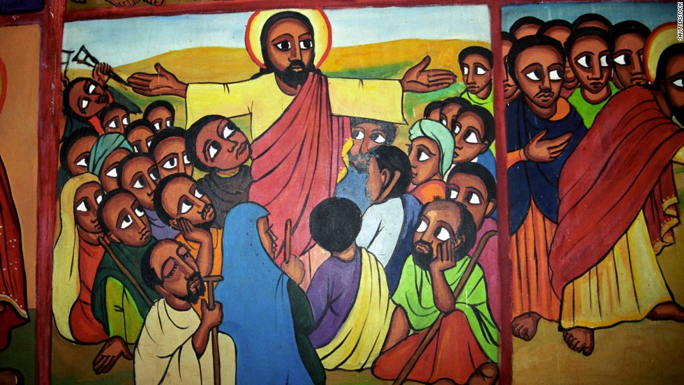 Image: from Kalacha, Kenya [Image from:  https://www.cnn.com/2013/12/13/living/gallery/faces-of-jesus/index.html