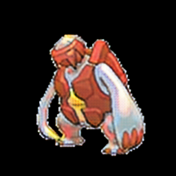 Carracosta as fire type