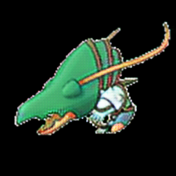 Clawitzer as grass type
