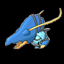 Clawitzer, water type