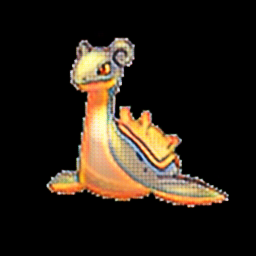 Lapras as fire type