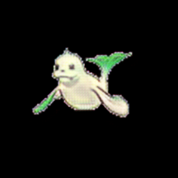 Dewgong as grass type