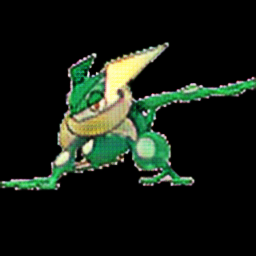Greninja as grass type