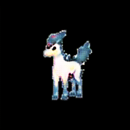 Ponyta as dark type