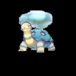 Torkoal as water type