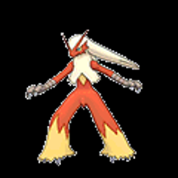 Blaziken, fire type