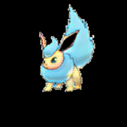 Flareon as water type