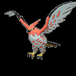 Talonflame, fire type