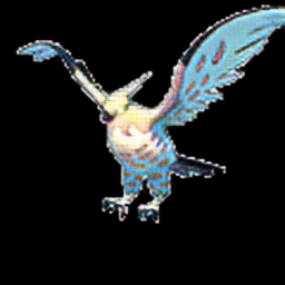 Talonflame as water type